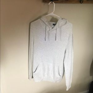 Men's Express Hooded Sweater - Large - Like New